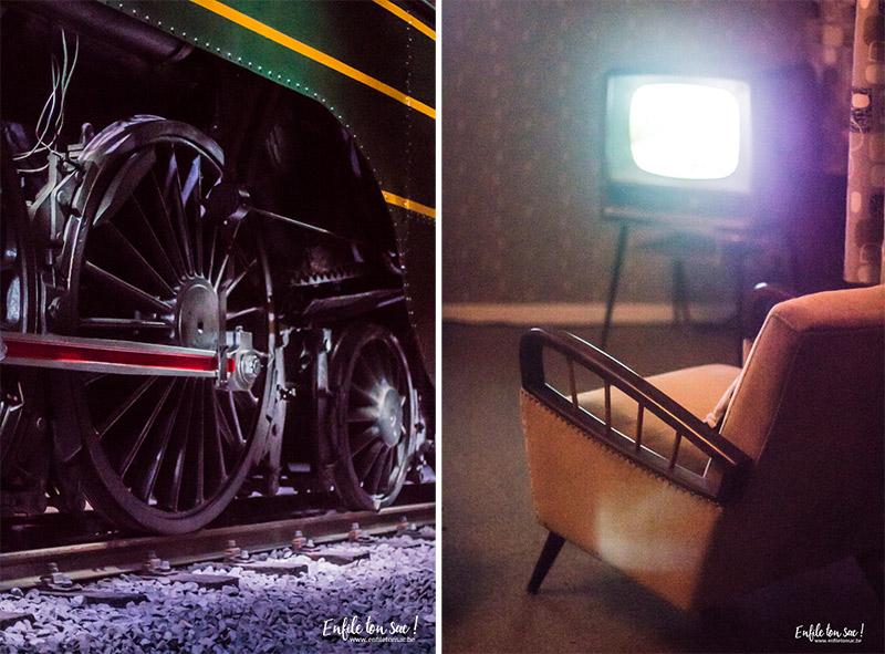 musee du train belgique Train World, le musée du train ou une totale immersion dans lunivers des chemins de fer