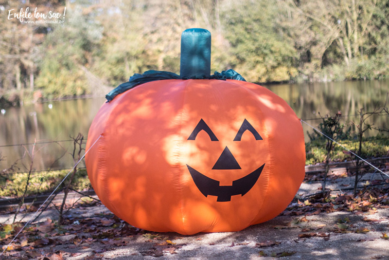 pairi daiza citrouille Halloween à Pairi Daiza   dates et informations 2016