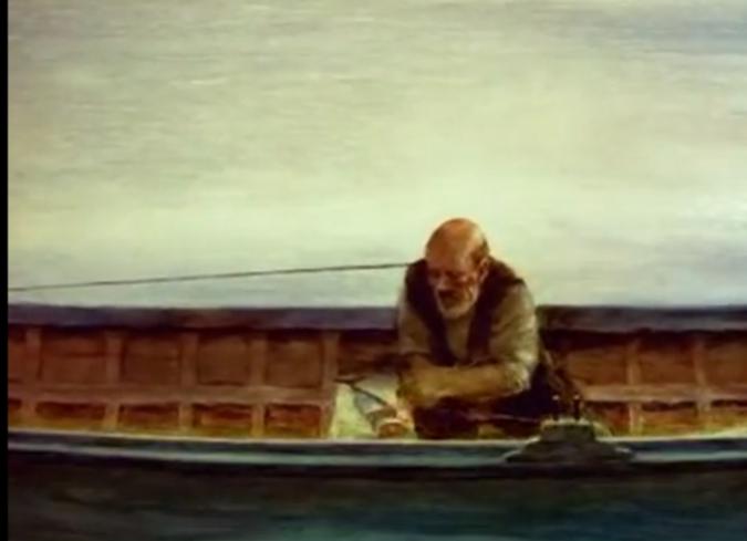 Resultado de imagen de el viejo y el mar anthony quinn