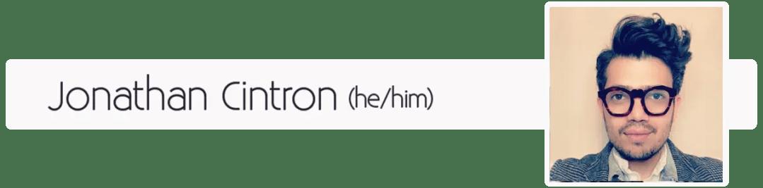 jonathan cintron