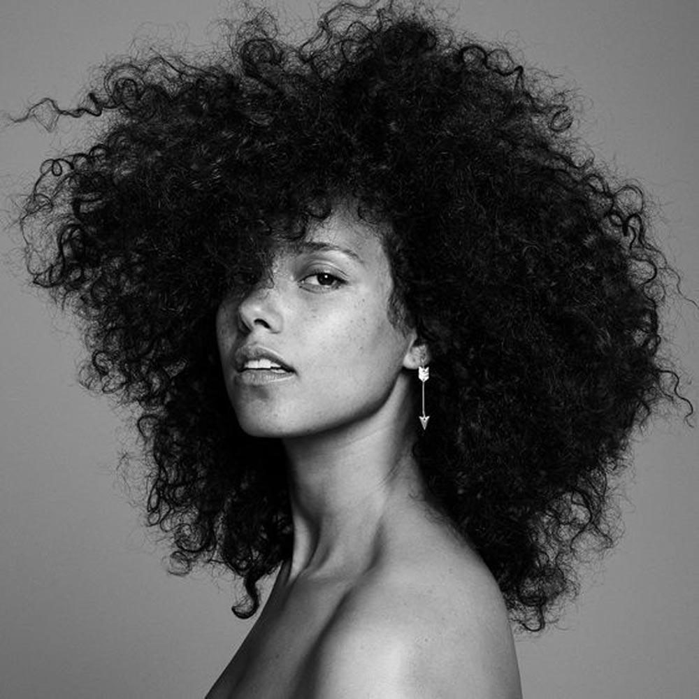 No Make-Up Alicia Keys