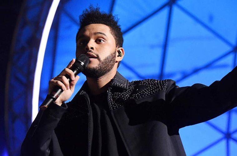 The Weeknd new album Starboy
