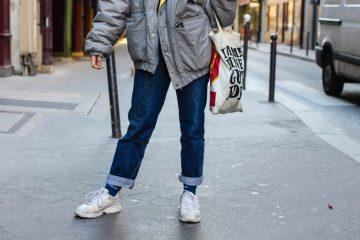 LOOK 6: Parisien hipster