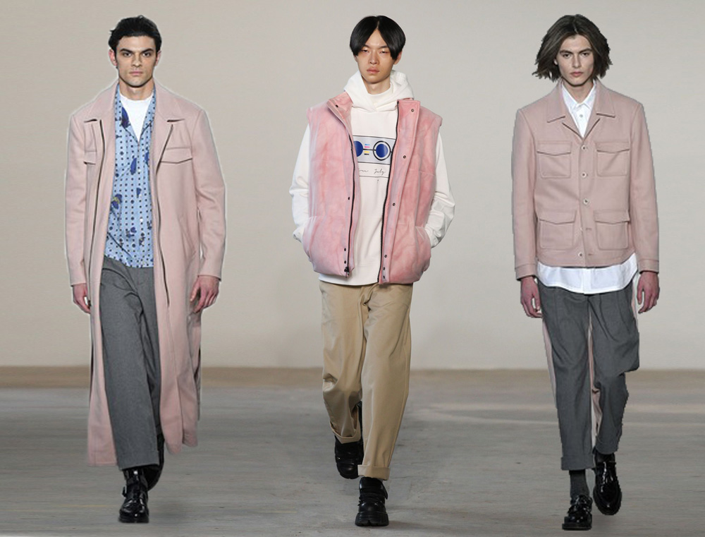 NYFW17: Patrick Ervell Fall/Winter 2017 menswear collection in NY