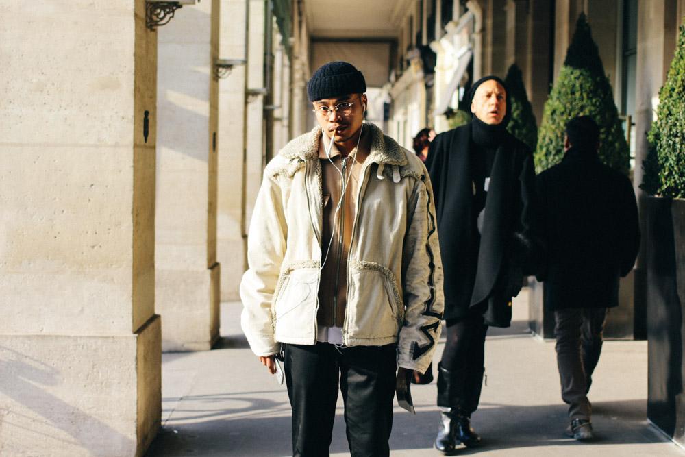 LOOK XV: rue Rivoli, Paris