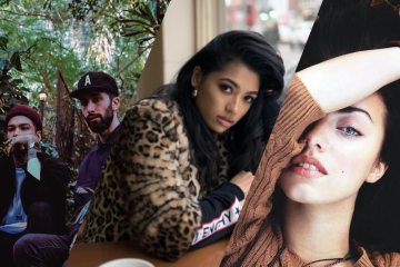 Fresh New Faces In Music - Farr, Sejo, Vanessa White