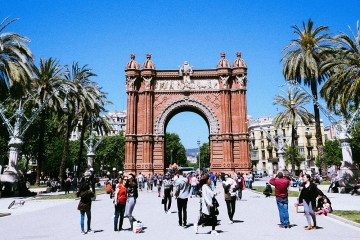 24 hours in Barcelona