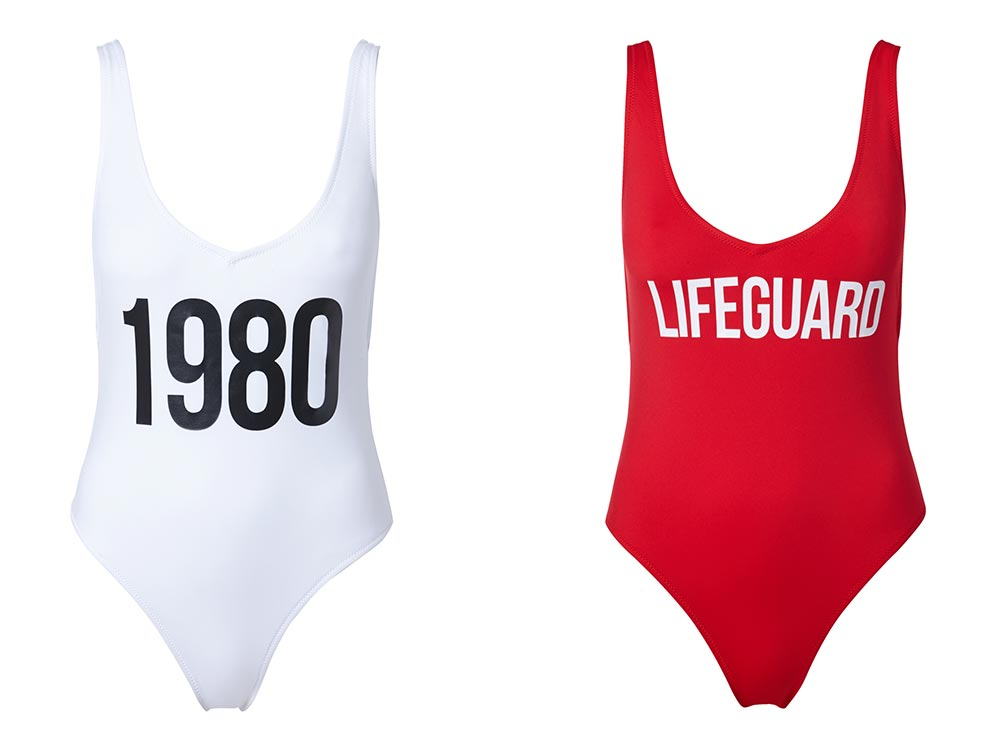 Calzedonia personalize bathing suit