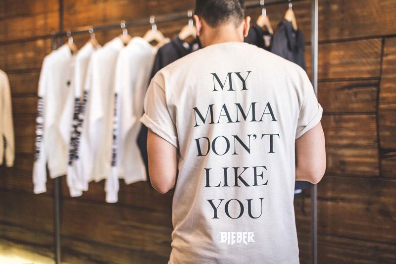 Justin Bieber's most wearable tour merch so far
