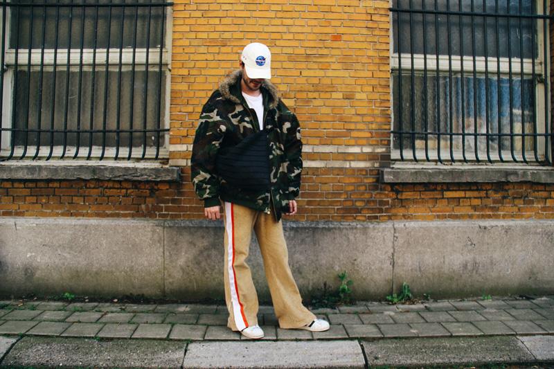 LOOK XXX: Adrien Gras in Antwerp