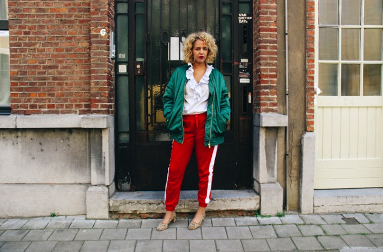 LOOK XXXI: Color up (Antwerp)