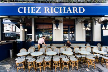Brussels Gem: Chez Richard
