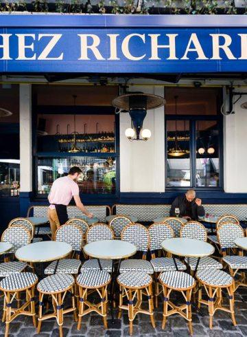 Brussels Gem: Chez Richard