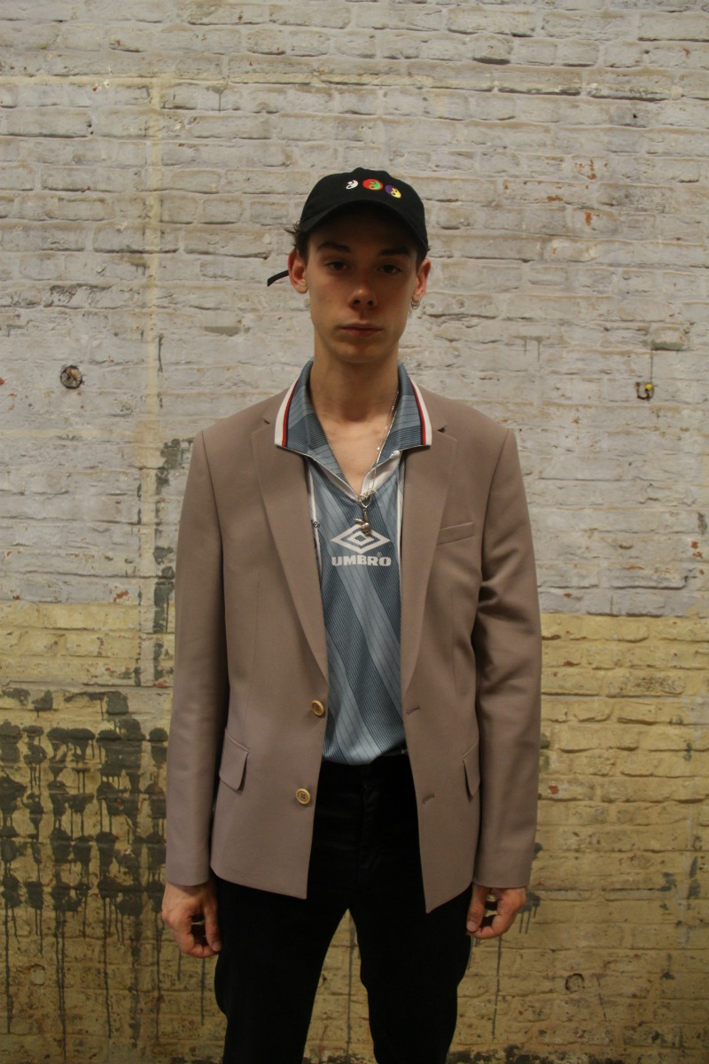 LOOK XXXVII: 90s inspired with Raf Simons and Gosha Rubchinskiy