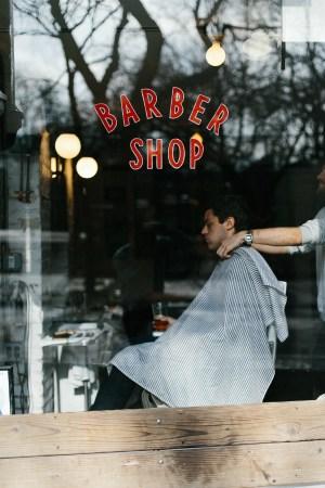 New York Gem: Blind Barber in East-Village has a secret speakeasy bar