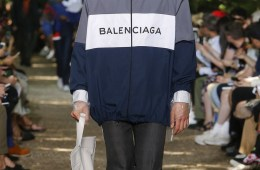 Balenciaga SS18 Men's Runway Collection is Available for Pre-Order