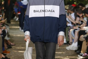 Balenciaga SS18 Men's Runway Collection is Available for Pre-Order