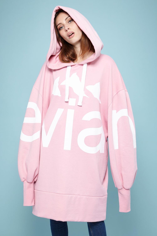 Evian Oversize hoodie