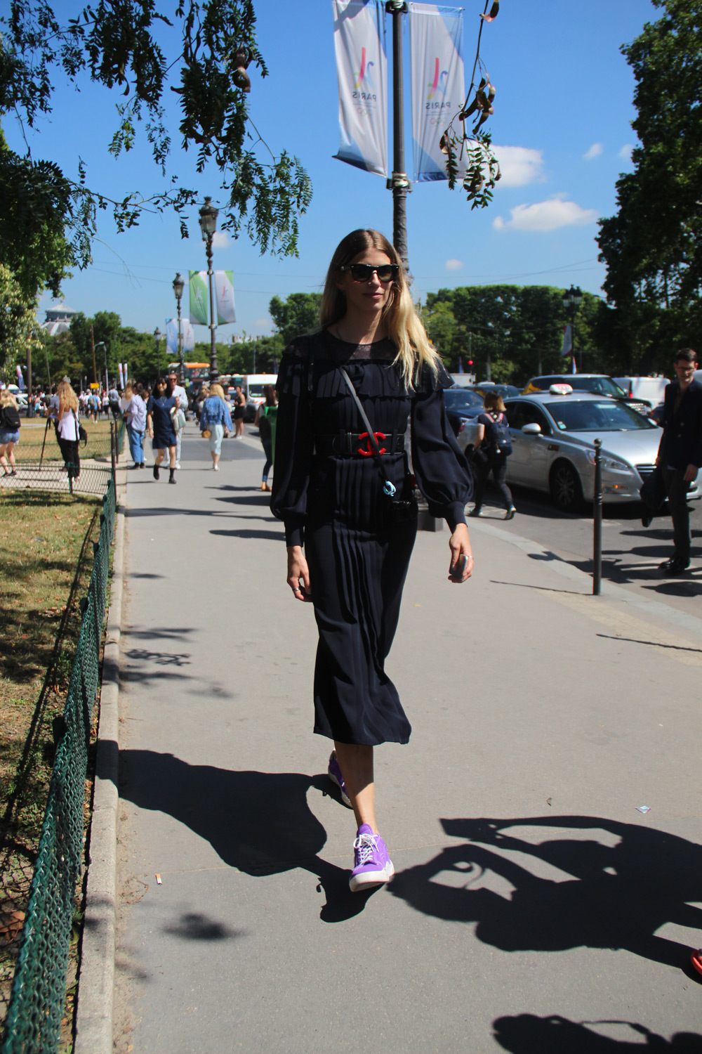 Couture Week: Before and After the Chanel Show