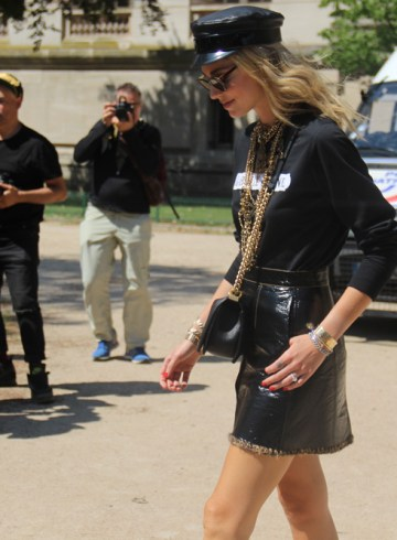 Couture Week: After the Chanel Show - Chiara Ferragni from The Blond Salad