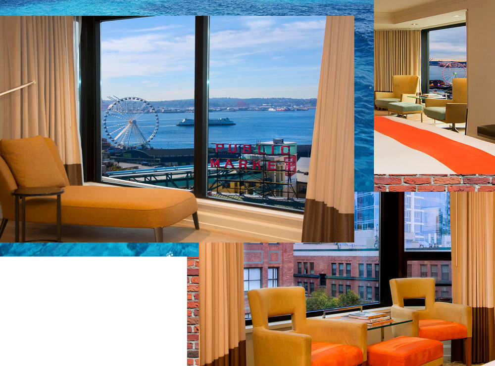 Inn At The Market: A Boutique Hotel with a View in Downtown Seattle