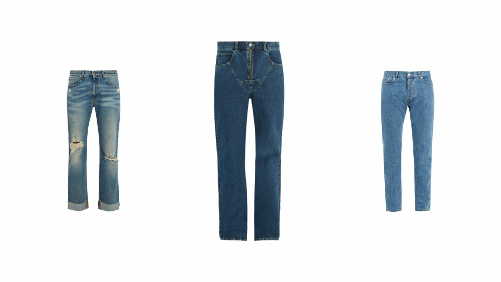On Our Shopping List: Straight-leg Jeans - Enfnts Terribles Magazine