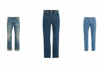 On Our Shopping List: Straight-leg Jeans