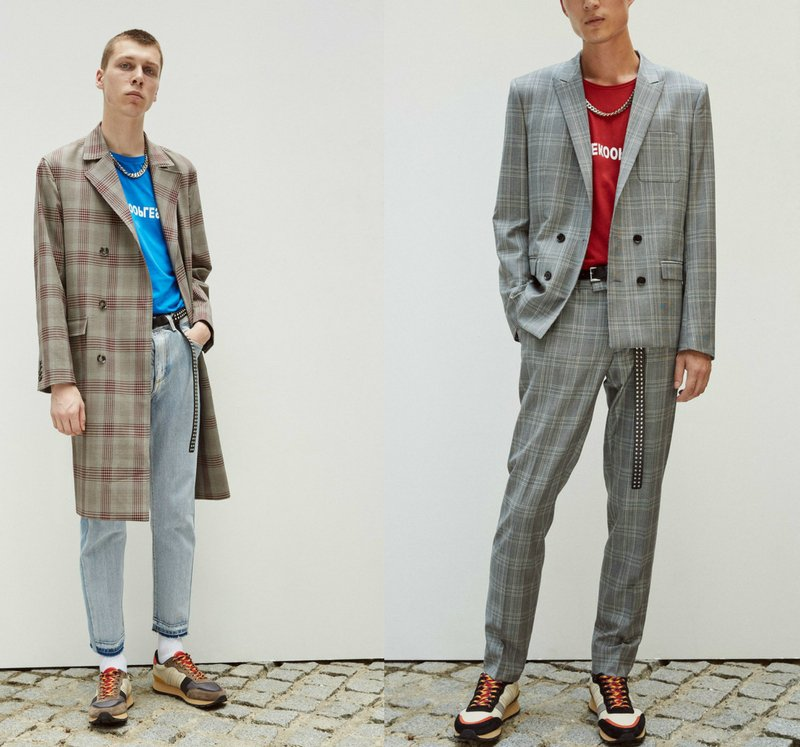 Our 9 favorites from The Kooples SS18 menswear collection