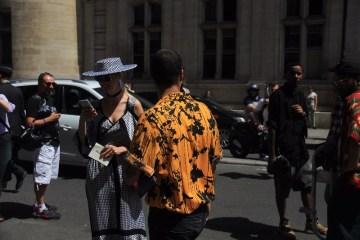 LOOK XLIX: Shlomi Baresse in Paris - Enfnts Terribles