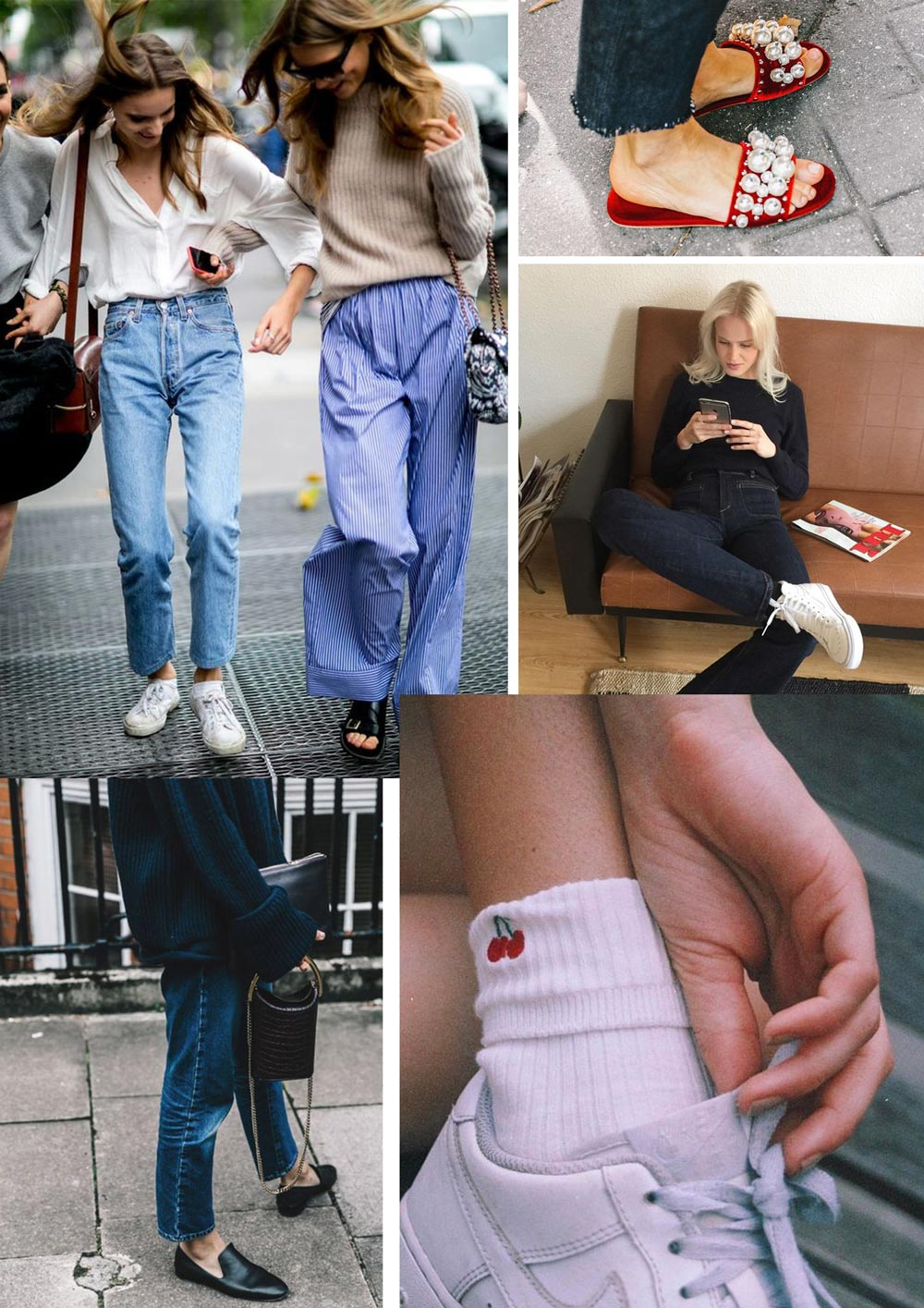 The best lazy classy Sunday looks