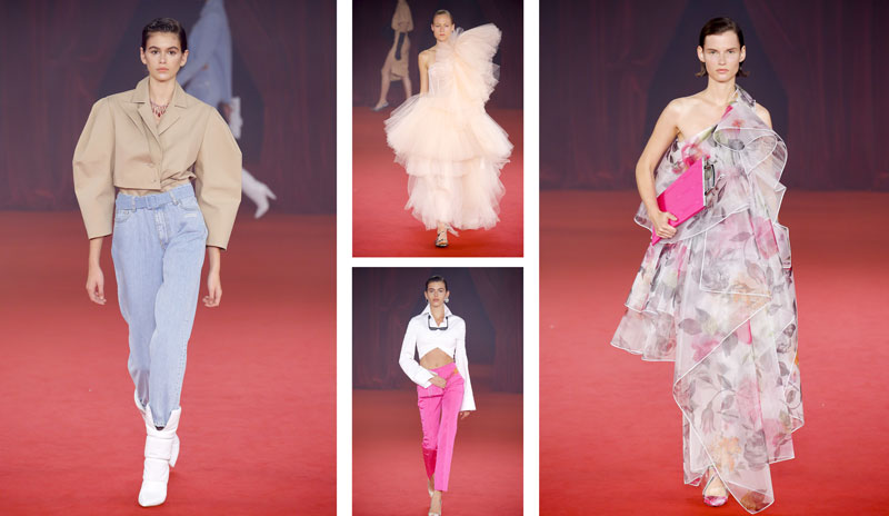 Paris Fashion Week: Our Favorite SS18 Ready-To-Wear Runway Looks Today