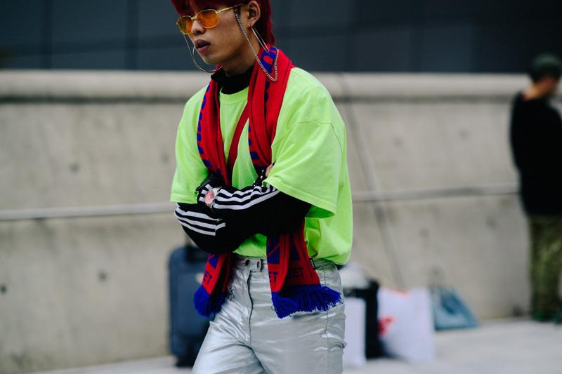 8 Runway Trends Men Wore At Seoul Fashion Week SS18