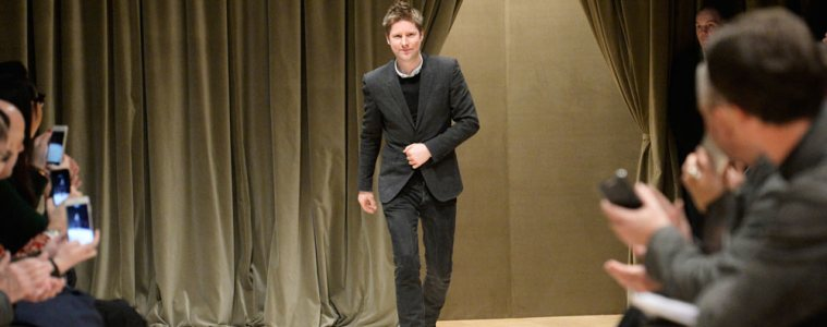 About Christopher Bailey's exit at Burberry
