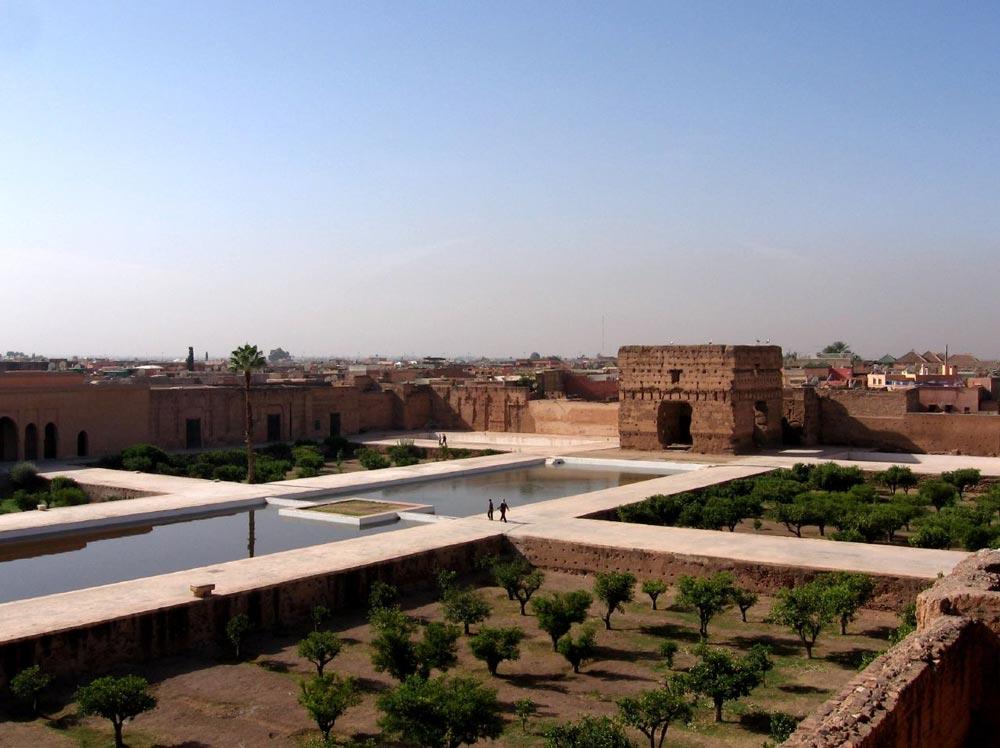 Marrakesh El Badi Palace
