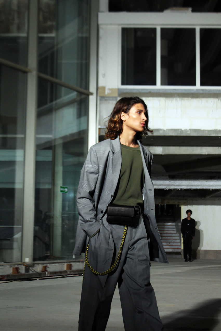 Études fall/winter 2018 collaboration with New York Times (fw18)