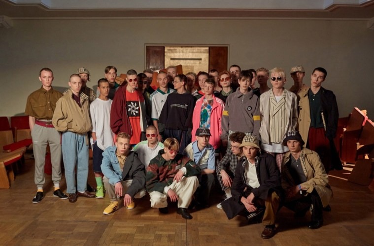 Gosha Rubchinskiy is Launching His SS18 Collection Very Soon