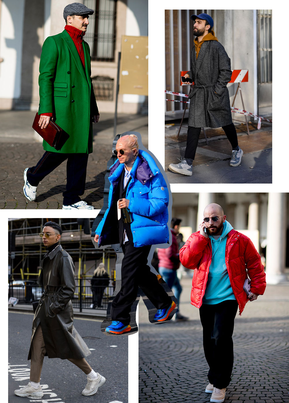 15 Chunky Sneakers Guys Love Wearing