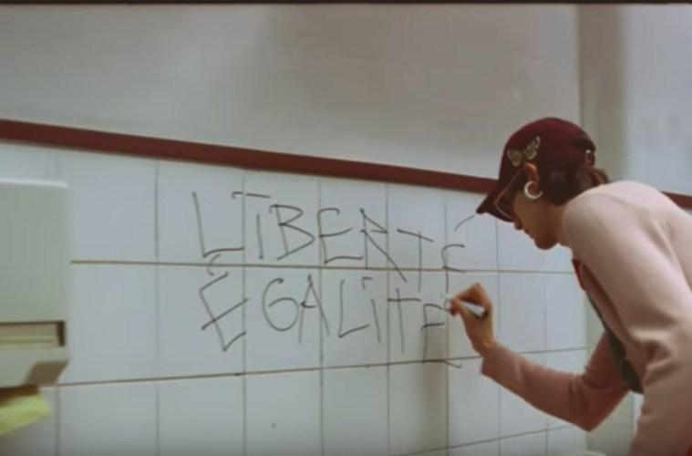 Gucci Pre-Fall 2018 Campaign Video 'Gucci Dans Les Rues'