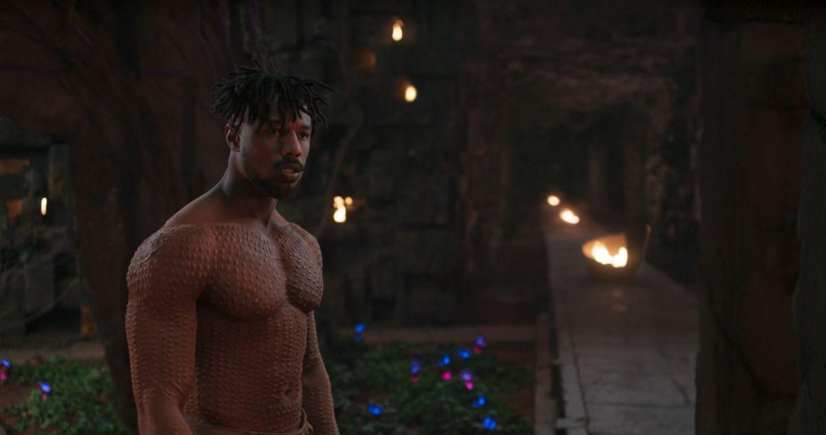 A Black Panther Review - Killmonger