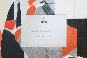 Watch Christian Dior Fall Winter 2018 Runway Show in Paris