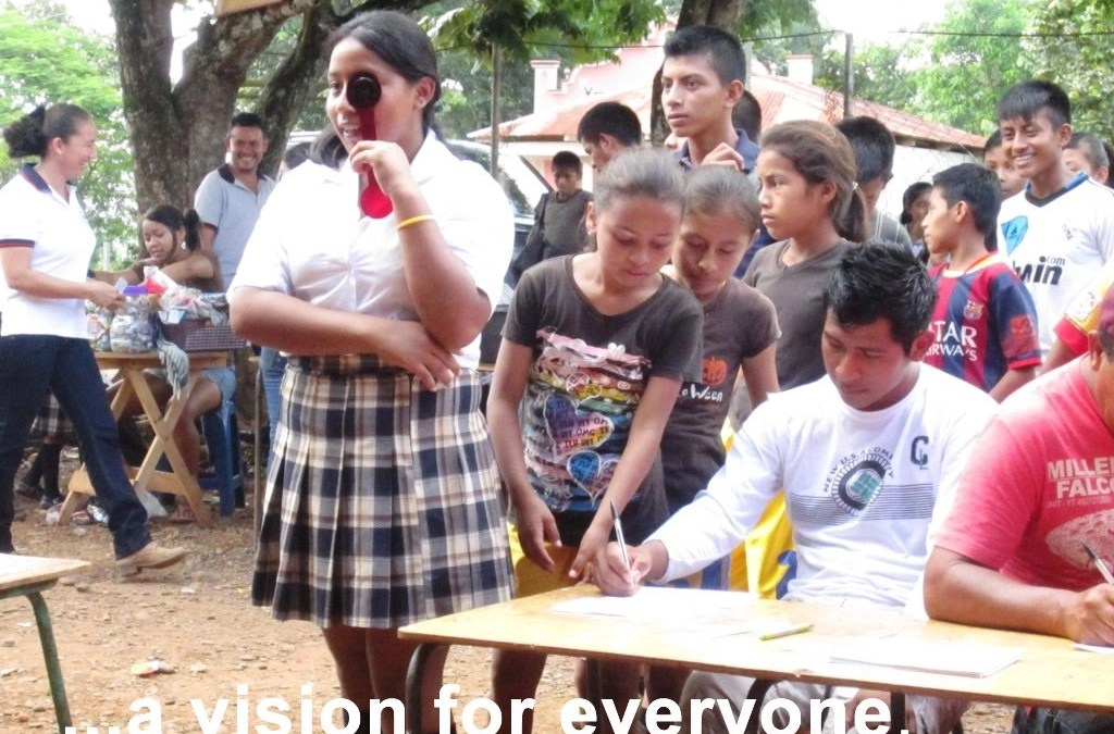 ...an eye care project with a vision for everyone.