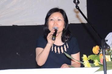 Pró-reitora degraduação - Sissi Kawai Marcos