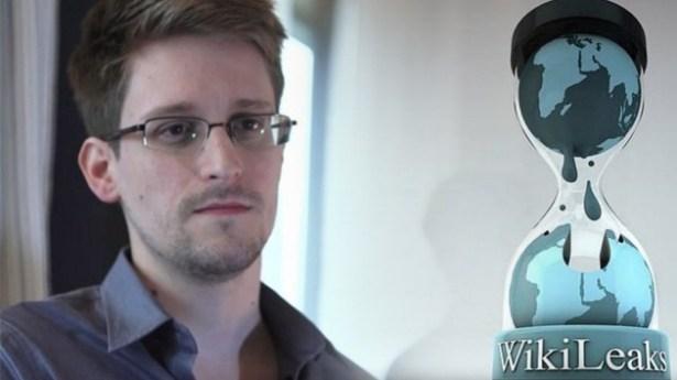 SnowdenWikiLeaks