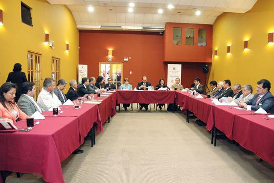 Ministros y empresarios 2