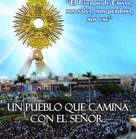 afiche CORPUS CHRISTI 2014