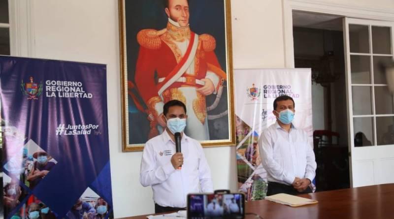 Detectan firmas falsas en consultoría de rehabilitación de vía en Santiago de Chuco