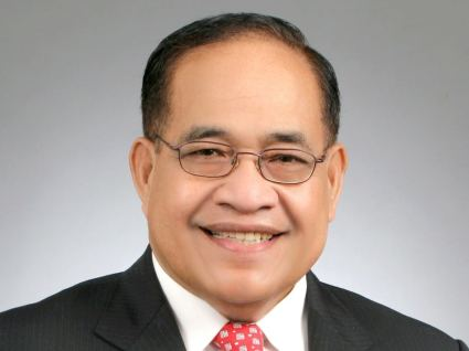 Governor of Northern Marianas Benigno Fitial