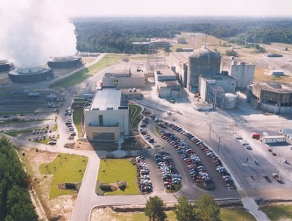 River Bend Nuclear Power Plant