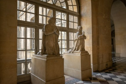 couloir - Versailles