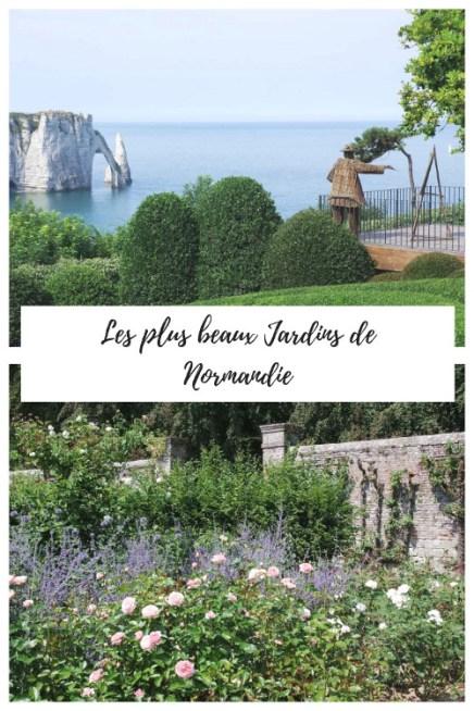 Visiter les plus beaux Jardins de Normandie